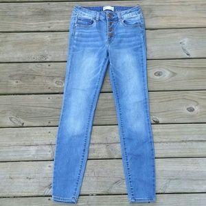 🌸Girls🌸 Nwot RSQ Ibiza Skinny Jeans Size 12